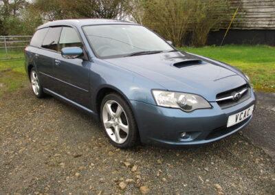 2004 Subaru Legacy GT Turbo Estate Manual. 39800 miles. £7000