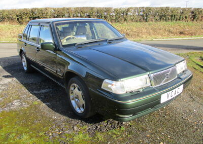 1997 Volvo S90 3.0 Saloon Automatic. 45000 miles. £5850