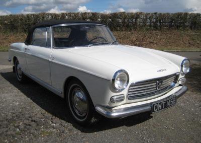 1963 Peugeot 404 Cabriolet