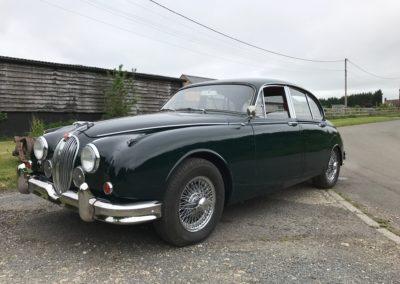 1967 Jaguar MK11 3.4 Auto  This car is now sold