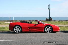 1997 Ferrari 355 Spider Manual