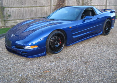 2003 model Corvette C5 50th Anniversary model plus lots of extra goodies. THIS CAR IS NOW SOLD