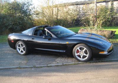 2001 Corvette C5 Auto This car is now sold