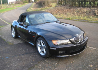 2000 BMW Z3 Roadster 2.0 Auto . 39000 miles ..SOLD