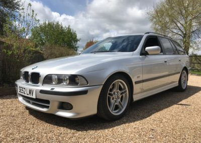 2002 BMW 530i M Sports Touring Automatic.  E 39 Series..SOLD