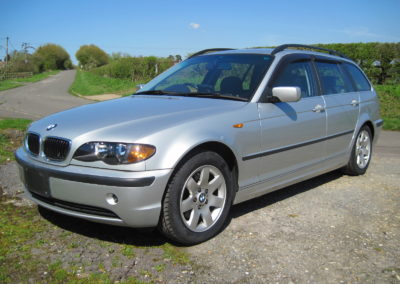 2003 BMW 325 SE Touring Auto 10750 miles ONLY!!!!!  SOLD>>>