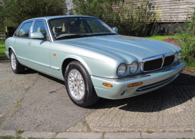2001 Jaguar XJ8 3.2 Executive Auto, 38000 miles and superb condition. SOLD