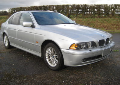 2003 BMW 530i Highline Saloon Auto E39 Series … 45000 miles Grade 4 SOLD