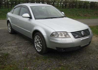 2005 VW Passat W8 Saloon Auto 31000 miles SOLD CAR