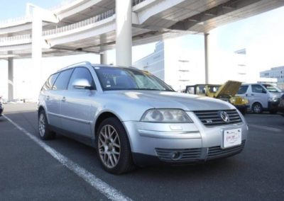 2005 VW Passat Estate W8 Auto  Silver Metallic car done 39000 miles SOLD