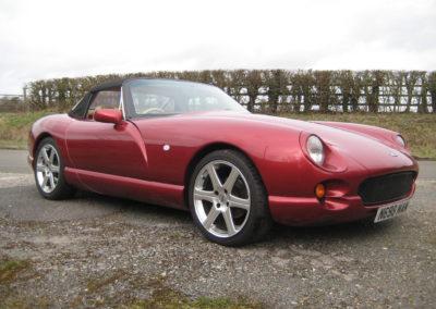 1996 TVR Chimaera 400 59000 Miles SOLD