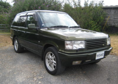 1998 Range Rover 4.0 Autobiography. 60000 miles SOLD