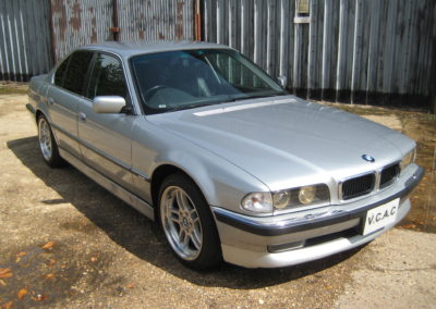 1996 BMW 735 V8 Auto 54000 miles SOLD