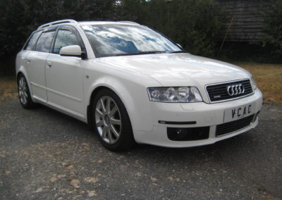 2003 Audi A4 Avant 3.0 Quattro S Line Auto  SOLD