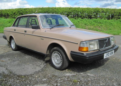 1981 Volvo 244DL Manual  £2950