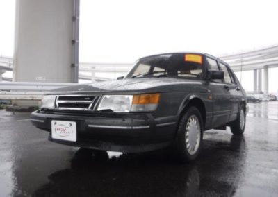 1993 Saab 900 Turbo 16V Auto Saloon 25000 miles from new , Amazing low mileage car . DEPOSIT TAKEN