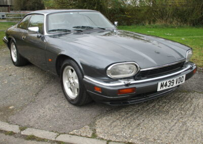 1994 Jaguar XJS 4.0 Coupe Auto 60000 miles SOLD