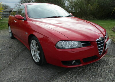 2004 Alfa Romeo 156 Sportwagon 2.5 V6 Full Spec Car Auto Facelift TI MODEL. Top Condition Car. £5250 DEPOSIT TAKEN