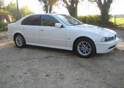 2002(03) Model BMW 525 Individual Saloon Auto. 28000 Miles Only Stunning  £5500