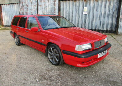 1996 Volvo 850R Estate Auto 75000 miles  SOLD