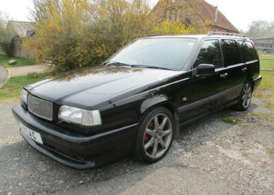 1996 Volvo 850r Estate Auto 54000 miles SOLD