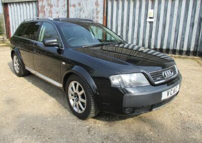 2004 Audi A6 Allroad 4.2 V8 Auto 53000 miles £6000 SOLD