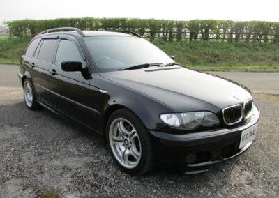 2005 BMW E46 325 M Sport Touring Auto 61000 miles SOLD