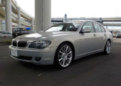 2006 BMW 740 25th Anniversary Model £7000..£265 RFL Per Annum