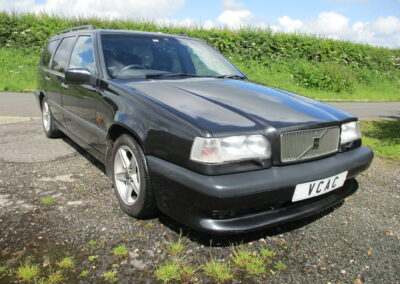1996 Volvo 850r Estate Auto 66700 miles SOLD
