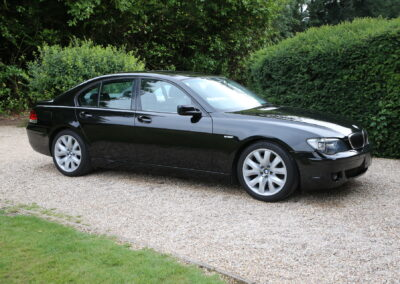 2007 BMW 750 Sport Dynamic Automatic 41500 miles SOLD
