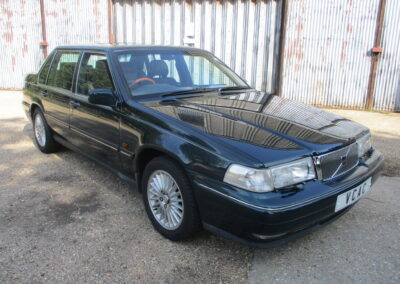 1995 Volvo 960 3.0ltr CD Saloon Automatic SOLD