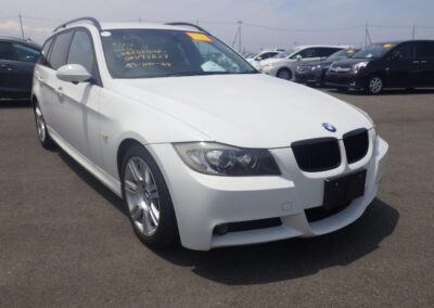 2005 BMW 325 M Sport Touring Auto 42000 miles SOLD