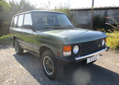 1994 Range Rover Classic Vogue Automatic. 96000 miles SOLD