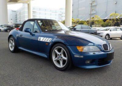 2001 BMW Z3 2.8 Roadster Auto. 76000 miles £5500
