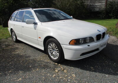 2003 BMW 530 Touring Auto 43800 miles SOLD