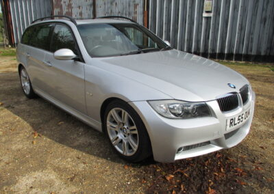 2006 BMW 325 M Sport Touring Auto. 54000 Miles SOLD
