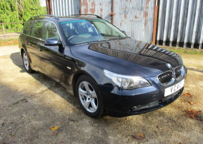 2006 BMW 525 Touring to High Line Spec 40700 miles SOLD