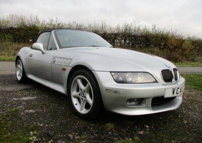 2000 BMW Z3 2.0 Roadster Automatic..48000 miles SOLD