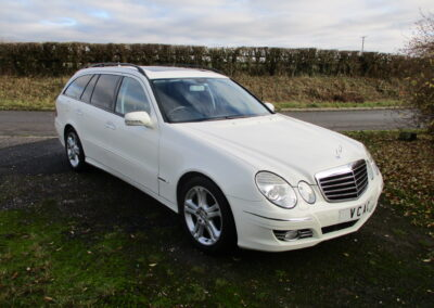 2007 Mercedes E300 Avantgarde Estate Auto. 50000 Miles SOLD
