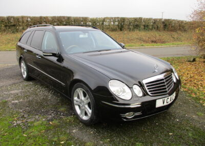 2009 Mercedes E350 Avantgarde Automatic. 26000 Miles SOLD