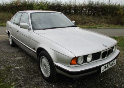 1991 BMW 520 SE Saloon Auto. 26000 miles SOLD