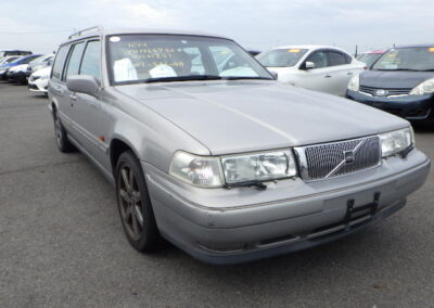 1997 Volvo 960 Estate 3.0 V6 Auto. 49000 miles SOLD