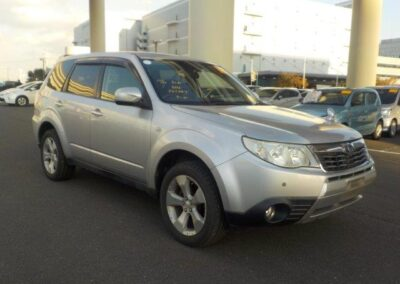 2008 Subaru Forester 2.0 XS Auto. Sourced to customers specification