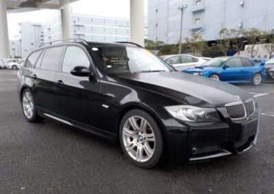 2006 BMW 325 M Sport Touring. SOLD