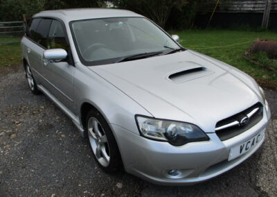 2004 Subaru Legacy GT Turbo Estate Automatic.57000 miles SOLD