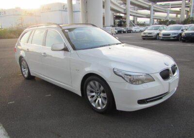 2010 BMW 530 Touring Automatic. 42000 miles. £8500. £265 RFL per annum