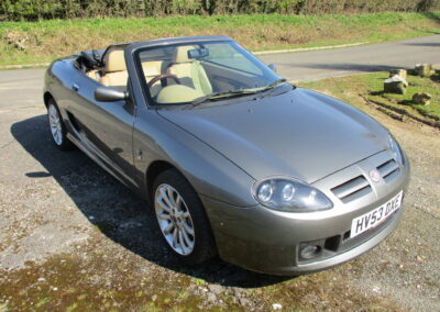 2003 MG TF160 42300Miles SOLD