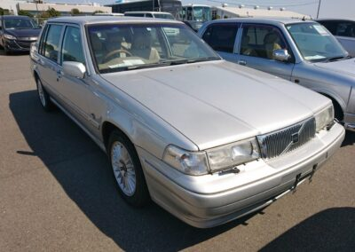 1999 Volvo S90 2.9 V6 Royal Saloon Automatic. 51500 miles.
