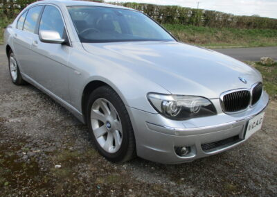 2006 BMW 740 Saloon Comfort Pack 48000 Miles SOLD