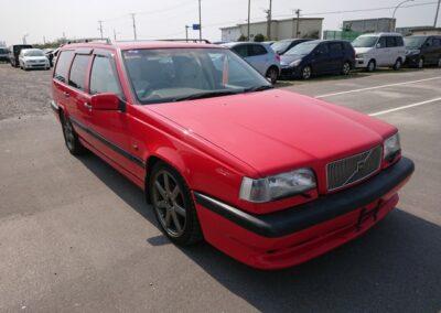 1996 Volvo 850r Estate Automatic. 57500 miles
